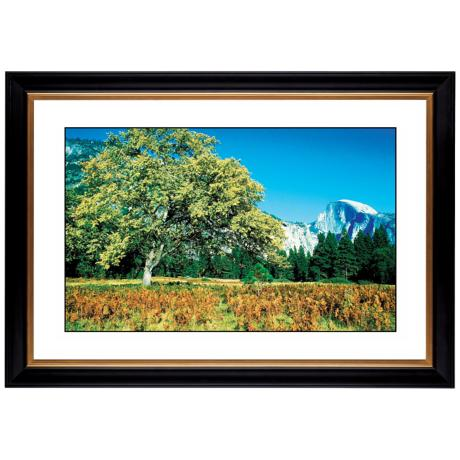 "Mountain Valley Giclee 41 3/8"" Wide Wall Art"