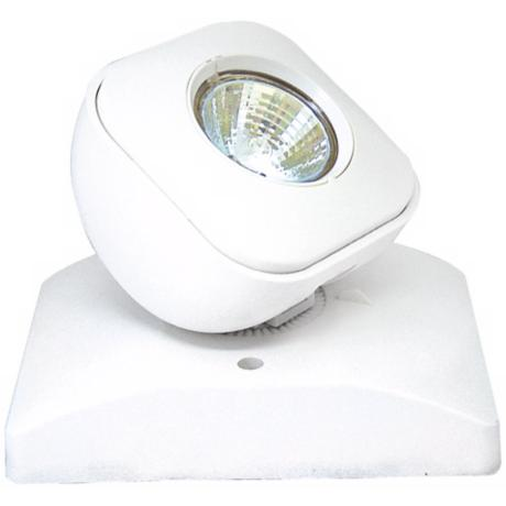 Single Head Indoor 5.4 Watt MR-16 Remote Emergency Light
