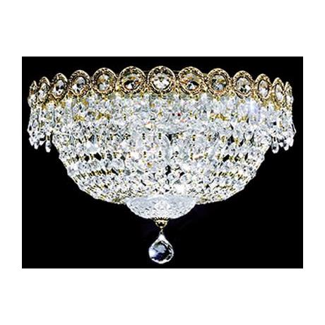 "James R. Moder Dominion 20 1/2"" Wide Ceiling Light"
