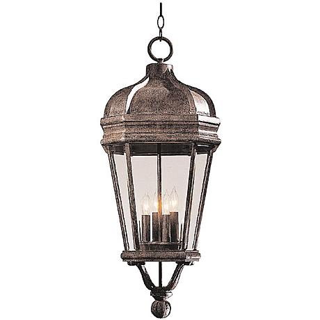 "Harrison™ Series 29"" High Outdoor Hanging Fixture"