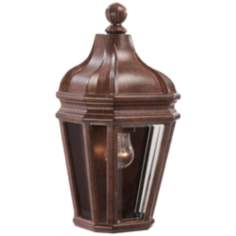 "Harrison™ Series 14 3/4"" High Outdoor Wall Light"