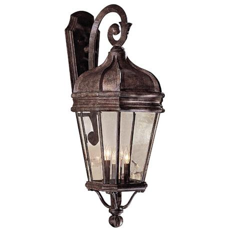 "Harrison™ Series 33 1/2"" High Outdoor Wall Light"