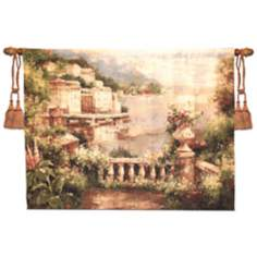 "Prelude to Summer 70"" Wide Wall Art Tapestry"
