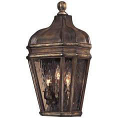 "Marietta Collection 18.75"" High Outdoor Pocket Lantern"