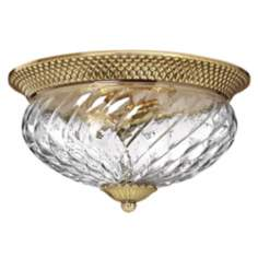 "Hinkley Anana Plantation Collection 16"" Wide Ceiling Light"