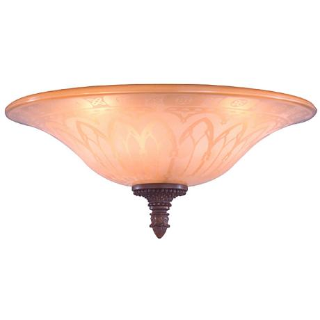 "Bob Mackie Julieta Collection 15"" Wide Wall Sconce"