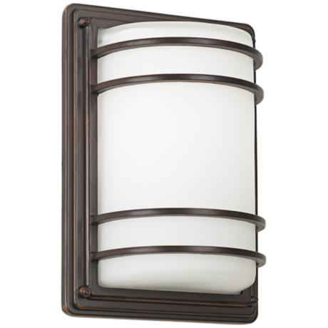 "Habitat Collection 11"" High Indoor - Outdoor Wall Light"
