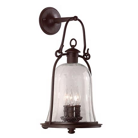 "Owings Mill Collection 21"" High Outdoor Wall Light"