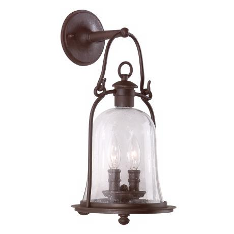 "Owings Mill Collection 18 1/2"" High Outdoor Wall Light"