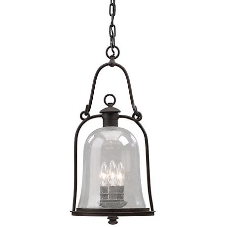 "Owings Mill 21 1/2"" High Outdoor Hanging Light Fixture"