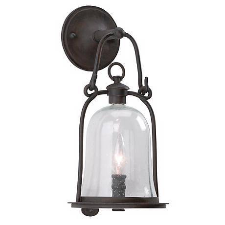 "Owings Mill Collection 15 1/2"" High Outdoor Wall Light"