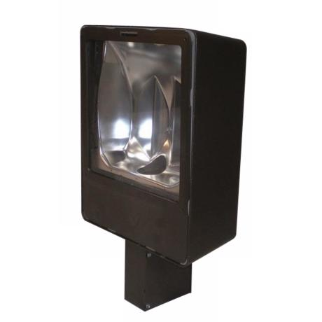 "Bronze Finish 25 1/2"" High Shoe Box Outdoor Area Light"