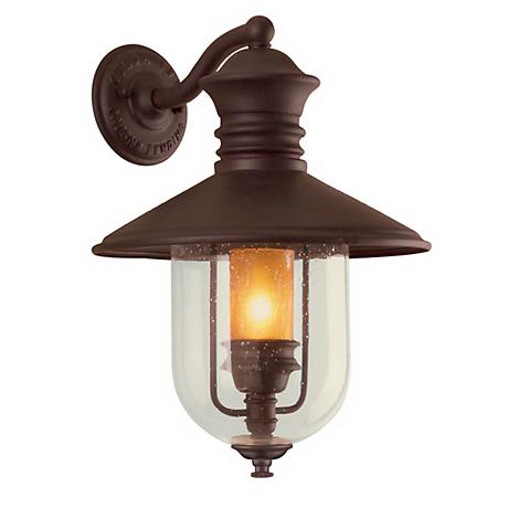 "Old Town Collection 18 1/2"" High Outdoor Wall Light"