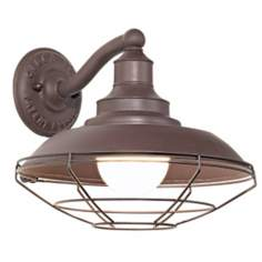 "Circa 1910 Collection 12"" Wide Outdoor Wall Light"