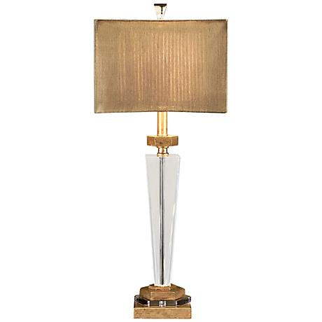 Linley Collection Element Crystal Table Lamp Y4760