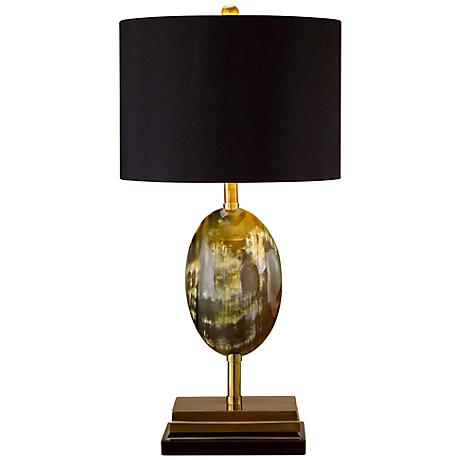 John Richard Unihorn Ovoid Table Lamp
