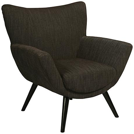 Impacterra Eurozone Northgate Charcoal Club Chair