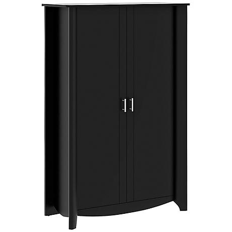 Aero 2-Door Classic Black Tall Storage