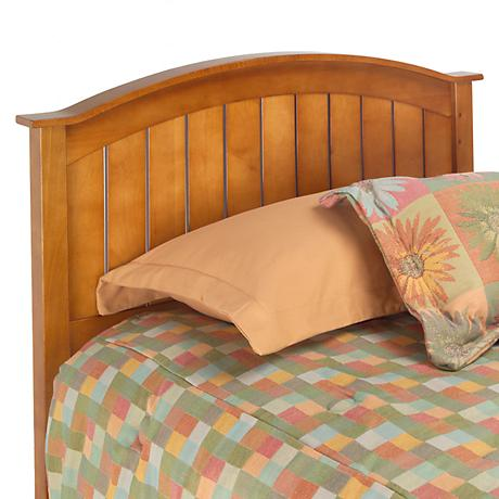 Finley Bright Maple Full/Queen Headboard