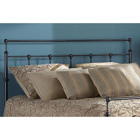 Winslow Mahogany Gold Headboards