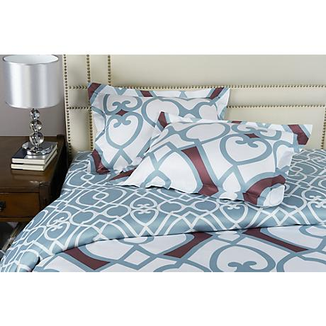 Dream 3-Piece Cotton Sateen Duvet Set