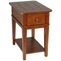 Grafton Cherry End Table