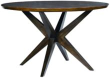 Kateri Round Wood Dining Table
