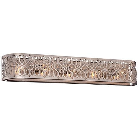 "Jessica McClintock Home Lucero 36 1/2"" Wide Bath Light"