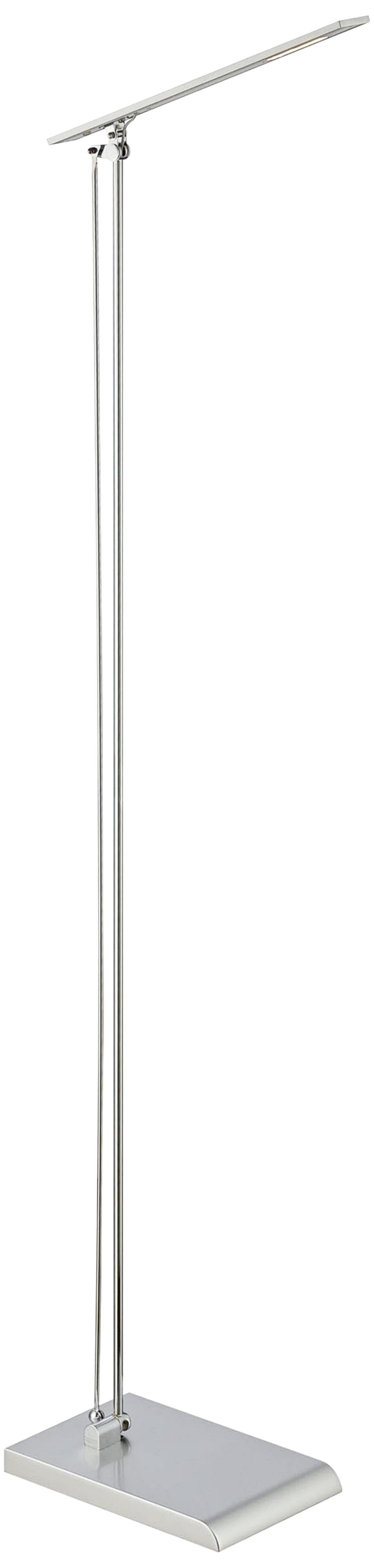 Lite Source Lotta Aluminum LED Floor Lamp (5P423)