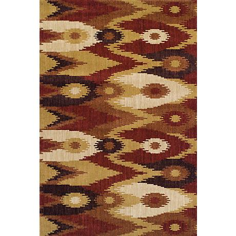 Dalyn Columbia CM118 Salsa Area Rug