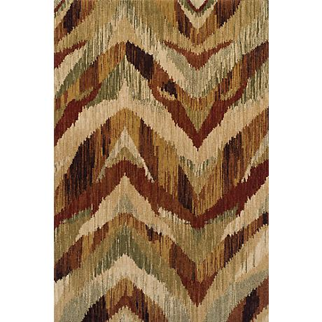 Dalyn Columbia CM5990 Multi Colored Area Rug