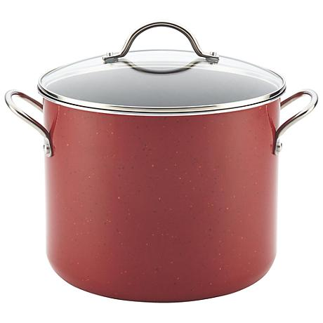 Farberware New Traditions 12-Quart Covered Stockpot