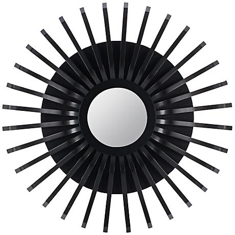"Cooper Classics Katelyn 36"" Sunburst Wall Mirror"