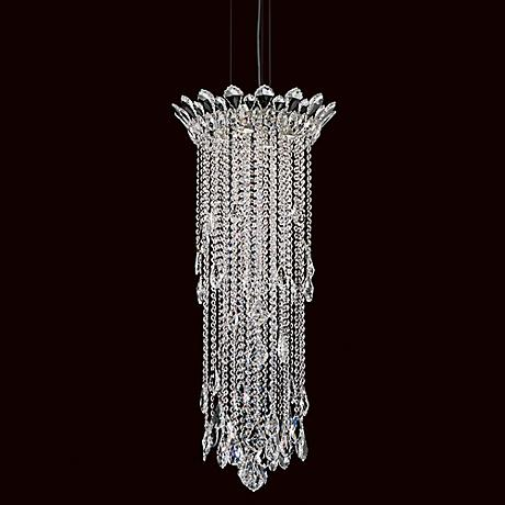 "Schonbek Trilliane Strand 17"" Wide Crystal Pendant Light"