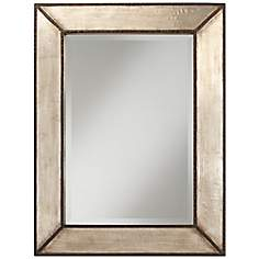 "Uttermost Phillip 24"" x 31 1/2"" Wall Mirror"
