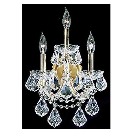 James R. Moder 12' Wide Maxfield Wall Sconce