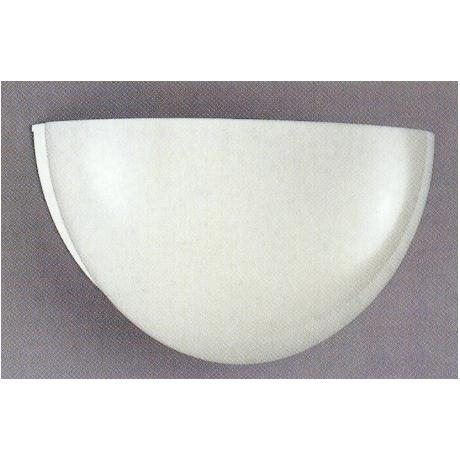 "Half Sphere 11 1/2"" Wide Wall Sconce"