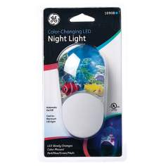 Color Changing Aquarium LED Night Light
