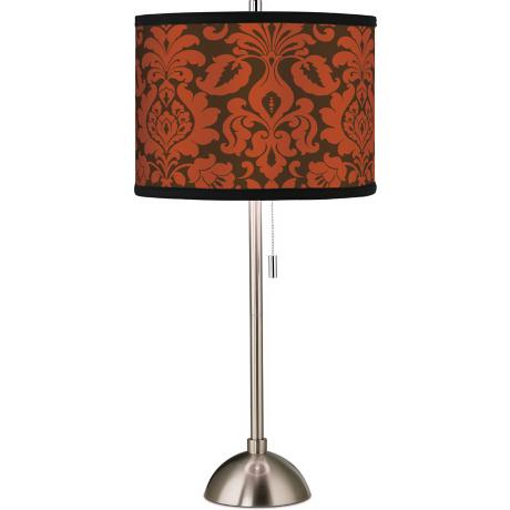 Stacy Garcia Spice Florence Giclee Table Lamp