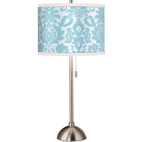 Stacy Garcia Landscape Florence Giclee Table Lamp