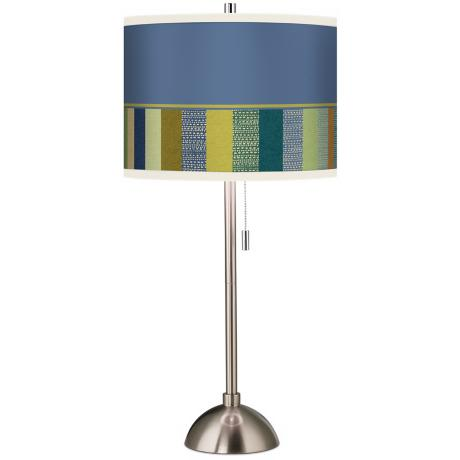 Stacy Garcia Modern Palette Giclee Table Lamp