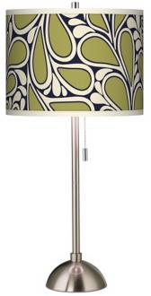Art Shade Table Lamp