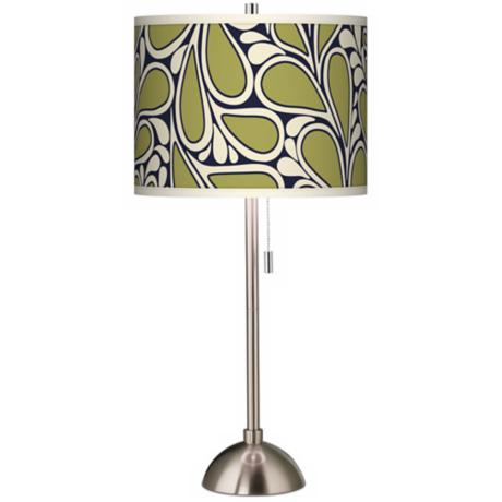 Stacy Garcia Rain Metal Giclee Table Lamp