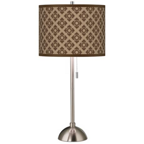 Grevena Giclee Contemporary Table Lamp