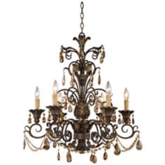 Trump Home Rochelle Collection 6-Light Chandelier