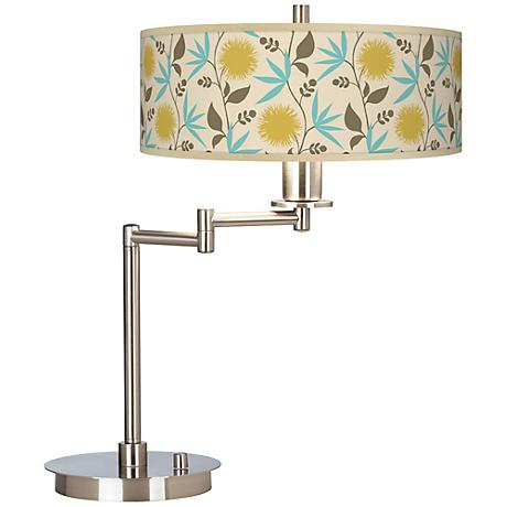 Seedling by thomaspaul Dahlia Swing Arm Desk Lamp