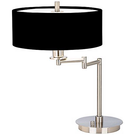 Energy Efficient Swing Arm Desk Lamp