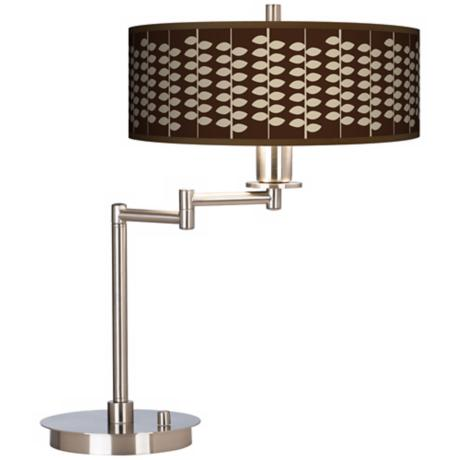 Hi Fi Giclee CFL Swing Arm Desk Lamp