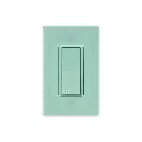 Lutron Diva Sea Glass SC Single Pole Switch