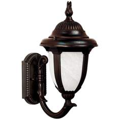 "Casa Sorrento™ 14  3/4"" High Bronze Outdoor Wall Light"